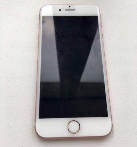 iPhone 7 32gb rose gold (рст, отличное состояние)