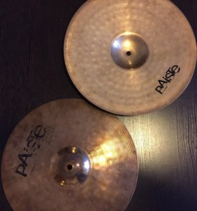 "🎼Paiste 201 Hi-Hat 14"" Ride20"""