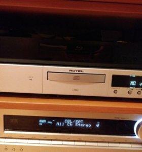 CD-проигрыватели Rotel RCD-02