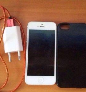 iPhone 5 16гигов