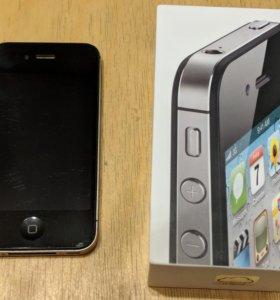 iPhone 4s 32 Gb (чёрный)