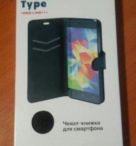 Чехол - книжка для Huawei Y3C