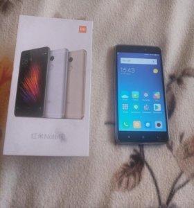 Смартфон xiaomi Redmi Note 4 на 64гб
