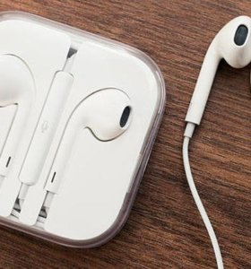 Гарнитура Apple EarPods - Оригинал
