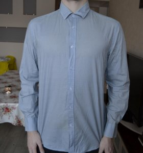 Мужская рубашка Ostin с микропринтом