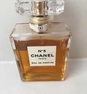 Парфюмерная вода CHANEL N5 оригинал!!!