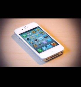 Айфон 4 на 8 gb