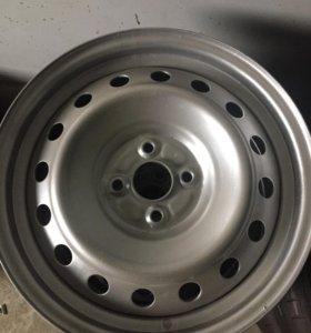 Стальные диски R 16