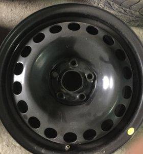 Стальные диски R 15