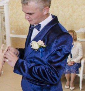 Свадебный костюм пиджак