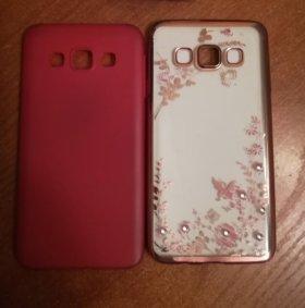 Чехлы для Samsung Galaxy A3