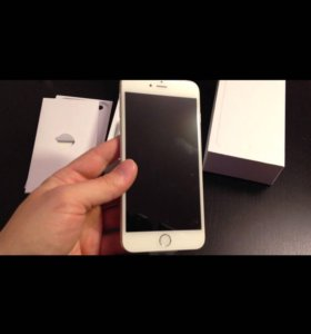 iPhone 6+ 64гб silver