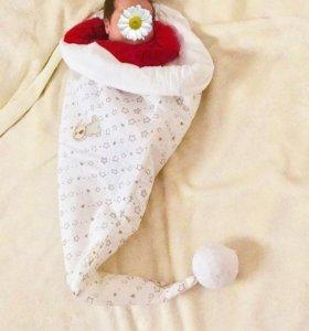 Колпачок для новорожденного