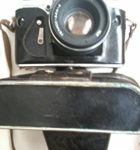 Фотоаппарат зенит-ем, торг, обмен.