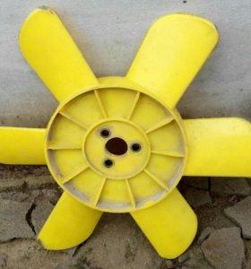 Вентилятор и дифузор