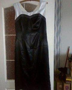 Пиджак с платьем