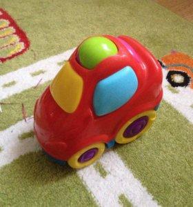 Игрушка Музыкальная машина