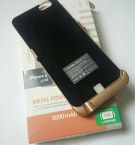 Чехол-аккумулятор Iphone 6/6s (Новый)