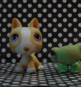 Littlest pet shop lps петшопы
