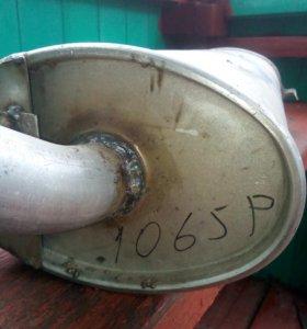 Глушитель ВАЗ 2108+
