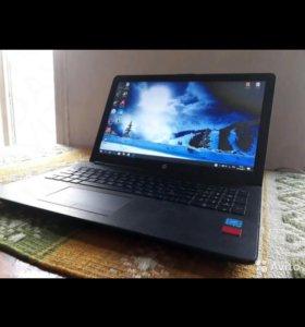 Ноутбук HP 15-bs537ur