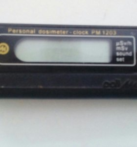 Персональный дозиметр PM 1203