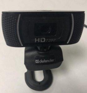 HD 720 Веб-камера defender g-lens 2597