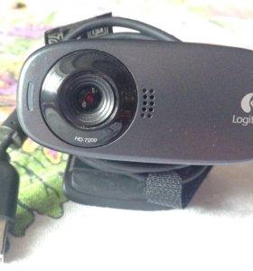 Logitech HD 720 p веб камера