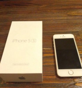 СРОЧНО! iPhone 5s gold edition❗️