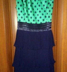 Платье 46р-р