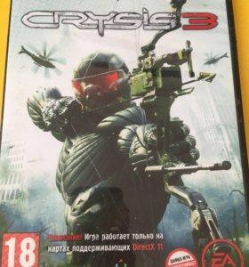Crysis 3 пк.