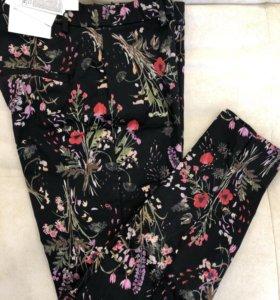 Новые брюки слаксы HM /38
