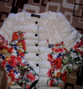 осенняя куртка