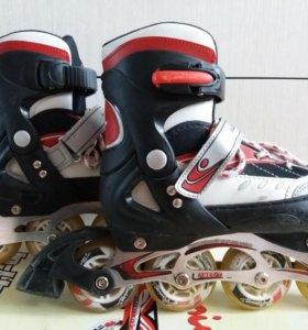Роликовые коньки Amigo sport