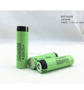 Аккумуляторная батарея 18650