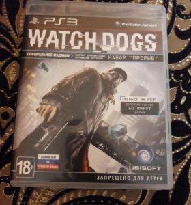 Watch Dogs (игра на ps3)