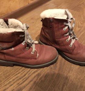Зимние ботинки . Котофей
