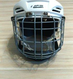 Шлем хоккейный Flame