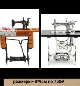Винтажные швейные машины