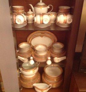Чайно-столовый сервиз WINDCERA на 12 персон