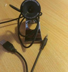 Веб камера hd