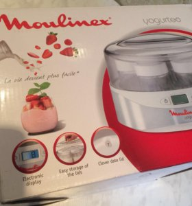 Йогуртница moulinex yogurteo230