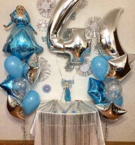 Гелиевые и воздушные шары от 18 рублей