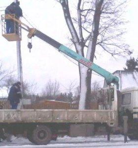 Автовышки и Манипуляторы в Климовске - Подольске
