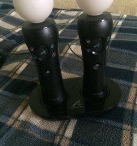 Move джойстики для PS3