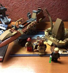 Lego Star Wars три набора