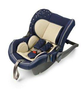 Детское автокресло Happy Baby Gelios V2 Blue