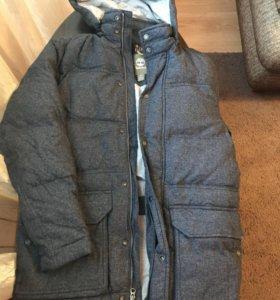 Timberland зимняя куртка