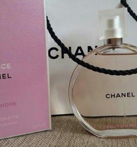 Chanel eau tendre 100ml шанель тэндр