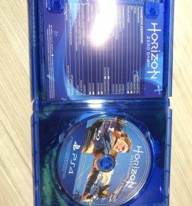 Игра для PS4 Horizon Zero down
